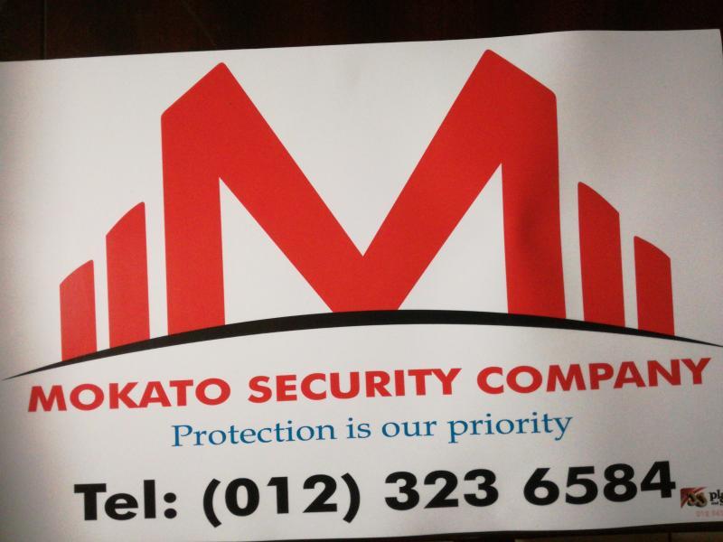 Mokato security services